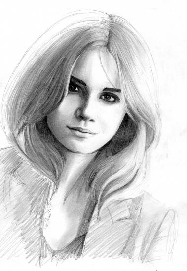 Emma Watson par Phoebe